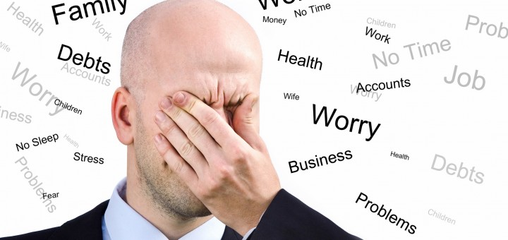 Stress and emotions can have their toll if you do not keep them in check. Ben Kubassek has some remedies foy you.